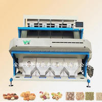 Optical Pistachio Color Sorting Machines Color