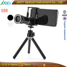 Jaaxy telephone lens for phone 5/5s,S3,S4,S5,zoom lens for telephon,universal case for any phone