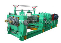 Hot sale!!! XK-300 Open Rubber machine Two Roll Mixing Mill from China