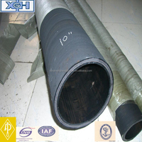 Fabric/ Wire Steel Reinforced Sand Blasting Rubber Hose