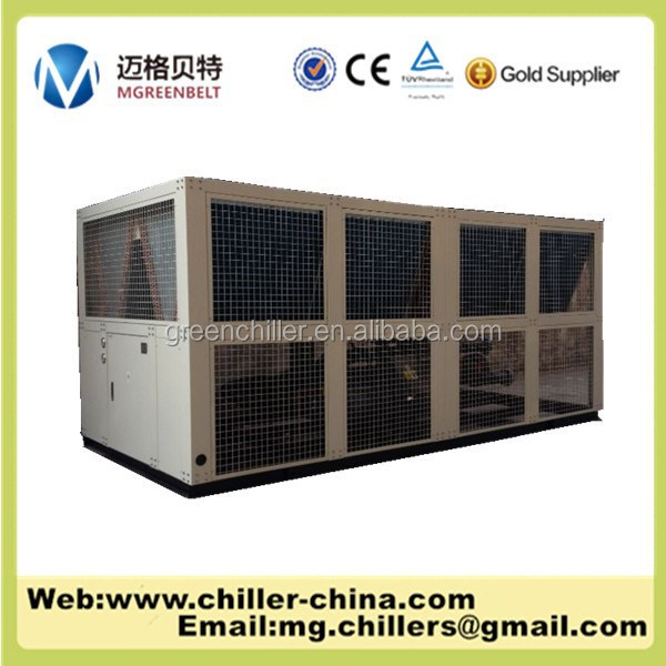 Industrial use large capacity water cooled cooler / Air Cooled Water cooler