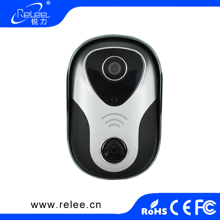 Wireless WIFI Video Door Phone Doorbell Outdoor Camera PIR IR Night Vision Home alarm system