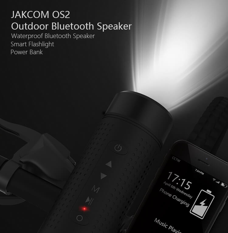 Jakcom Os2 Outdoor Bluetooth Speaker 2017 New Product Of Eletronic Bike Mini Plant Pots Rider Portable Speakers