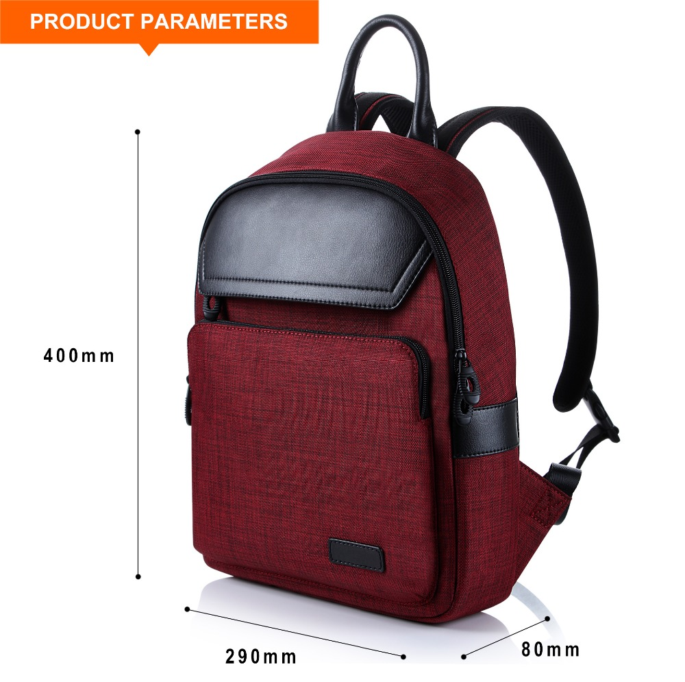 OEM Fashion College High School Laptop Backpack