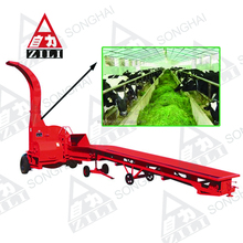 Cow food cutting machine Skype: songhai0928