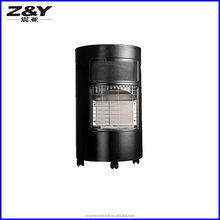 CE certificate mobile gas heater, indoor heater,infrared gas heater