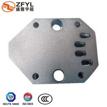 Ts16949 Certified Manufacturer Supplied Oem Aluminum Stainless Steel Metal Laser Cutting Parts