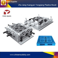 Plastic Pallet Mould Commodity Injection Mould