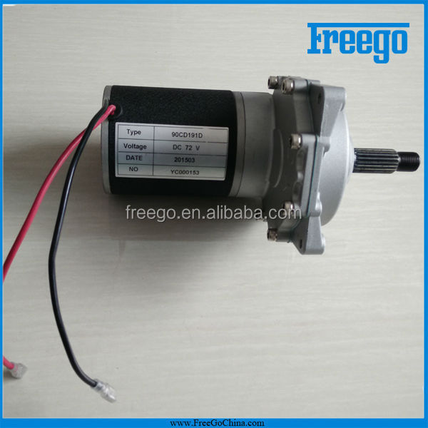 1000w Motor Scooter Moped Parts Accessories