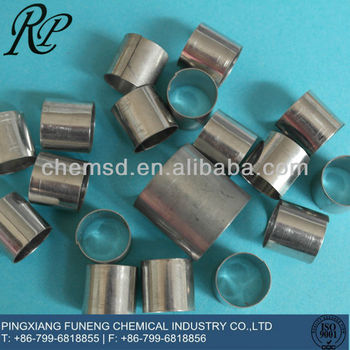 Stainless Steel Metal Packing Raschig Ring
