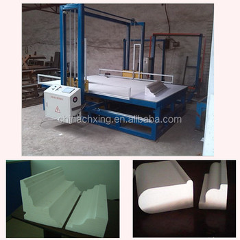 Cnc Hot Wire Foam Cutting Machine For Building Construction View