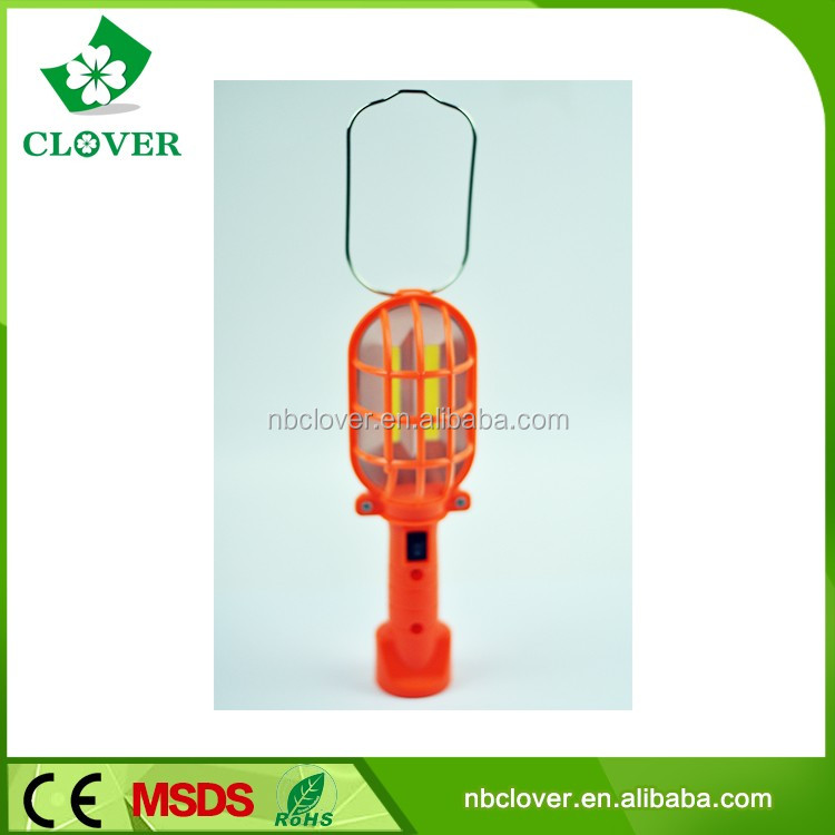 ABS material with magent and hook 300lumens led working light lamp