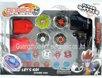 Spinning Tops Toys Beyblade constellation assembly spin gyro combat alloy explosion gyro suit
