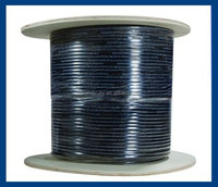 PVC Jacket S/FTP Cat7 Cable