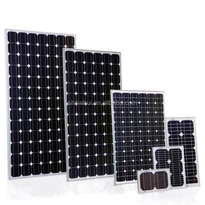 High efficient cheap pv solar panels 250 300 310 320 330Watt 37.6v 40v for home system