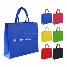 Eco-friendly Promotion Laminated Non Woven Bag/Non Woven Shopping Bag/Cute Reusable Shopping Bag