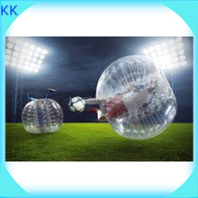 2017 hot sale inflatable bubble loopyball/bubble soccer/bubble football