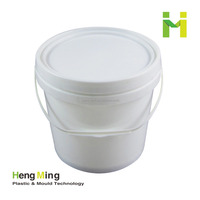 4L Candy bucket snack Plastic plastic pail