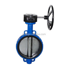 LaiZhou Manufacturer DN200 Wafer Type or Lugged Type Flanged Butterfly Valve