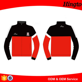 Custom Team Sports Jacket Men