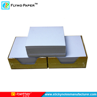 Cardboard Printed Memo Box for Memo Pad and Sticky Note
