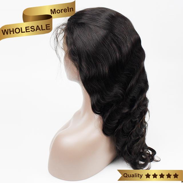 Guangzhou Factory Virgin Body Wave Wigs Brazilian Human Hair Wid Bundles Grate 10a unprocessed