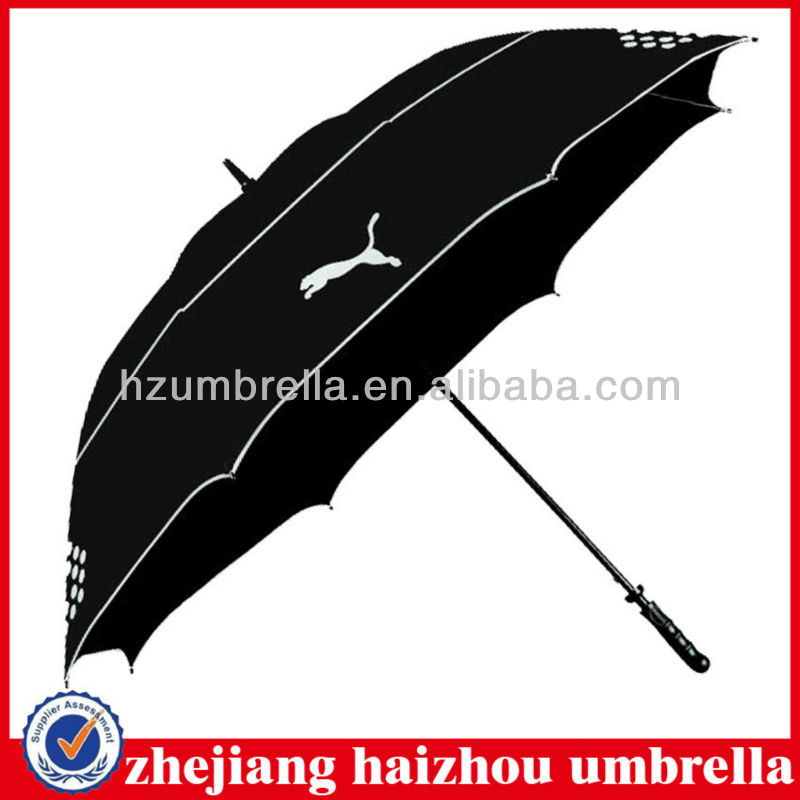 PUMA stromproof Double Layers Golf Umbrella,Air umbrella,promotion umbrella