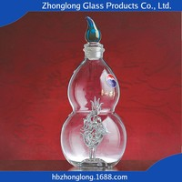Top Hot Selling Best Price OEM Accepted Alcohol Drinking Glass Bottles