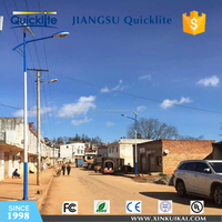 2016 Solar LED Street Light Energy