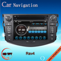 Car DVD Toyota RAV4 with android 7 inch car gps navigator
