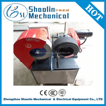 Hot sale automatic steel pipe polishing machine with high efficient
