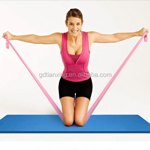 25m Custom Durable Fitness Pull-up Resistance band