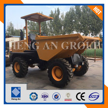 China 5ton site dumper for africa market