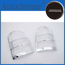 Factory price exterior accessories tail light bezel, chrome tail light cover for Hyundai Tucson