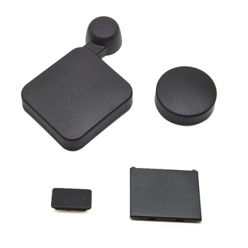 Gopros 3+Lens Cover Set with Housing Cover, Camera Lens Cover, Battery Cover, USB Port Cover