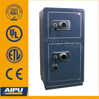 Two doors office safes BGX-BJ-D100LR /combination lock safe box / 930 x 507 x 452 mm