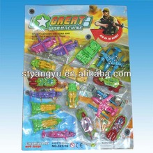 Different Shapes of Sea, Land and Air Deformation Toys
