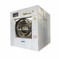 Industrial 100kg Automatic Laundry Washing Machine