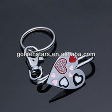 New products 2015 Top hot sales Love Heart Purse Hook and Key finder for women favors gifts bulk