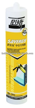 Savergy insulating glass special sealant