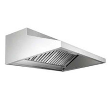 Stainless Steel Commercial Kitchen air condensate Exhaust Hood for Kitchen Equipment Manufacturer