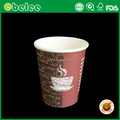 Compostable hot cups poly-coated paper cup biodegradable coffee cups