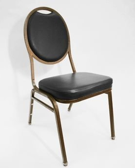 metal banquet chair round back chairs buy metal chair. Black Bedroom Furniture Sets. Home Design Ideas