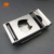 Wholesale fashion expoxy resin sticker inlaid iron flap men's belt buckle