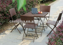 2015 Hot sale affordable cheap ratan wicker furniture