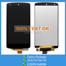 Mobile Phone LCD For LG Google Nexus 5 D820 D821 Display With Digitizer Screen Assembly