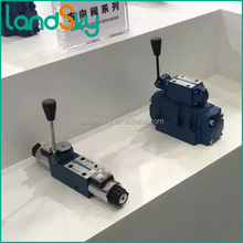 LandSky 4WMM10J3X/ foot manual hydraulic pressure control directional proportional valve operation DN 6 10 16 25