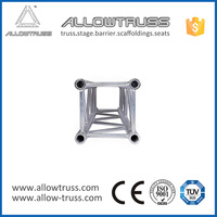 Square tube reinforcement aluminum girder truss