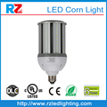 Top quality 6 years warranty DLC/UL/cUL e26/e27/e39/e40 corn bulb led 12v 30w