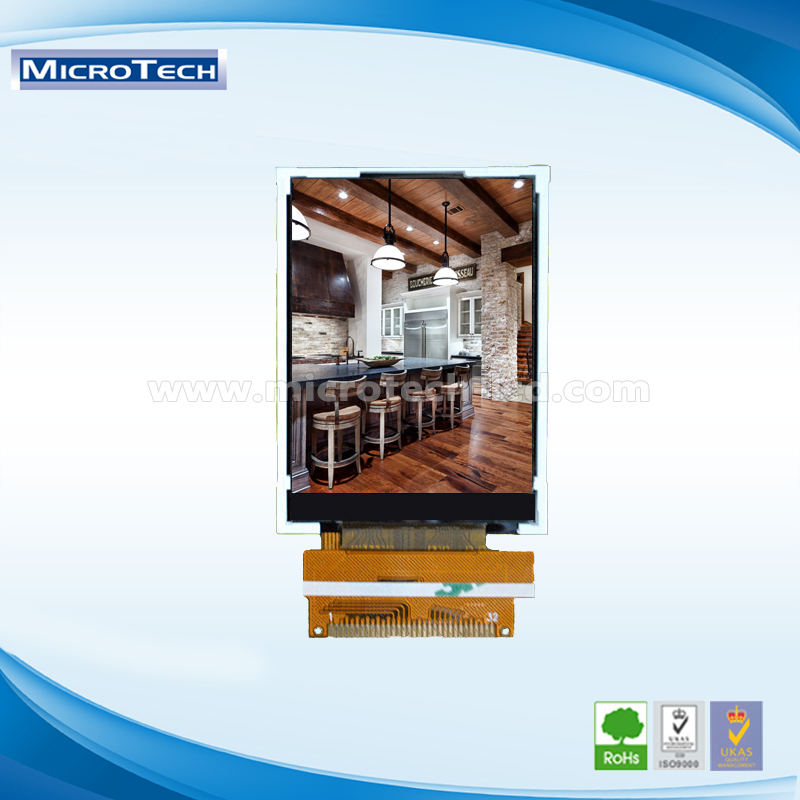 Factory authorized touch screen 2.2 inch small size lcd